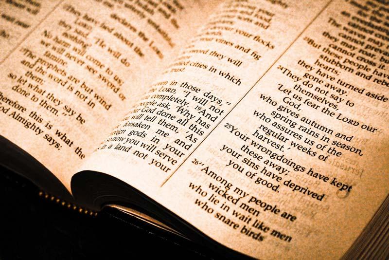 聖書・洋書イメージ